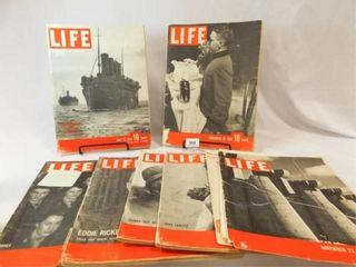 1936 1942 life Magazines  7