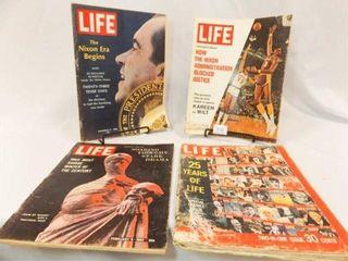 1960 s  1972 life Magazines  4