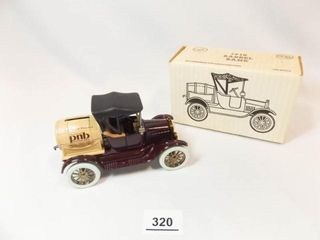 Ertl 1918 Model T Ford  PNB Barrel Bank