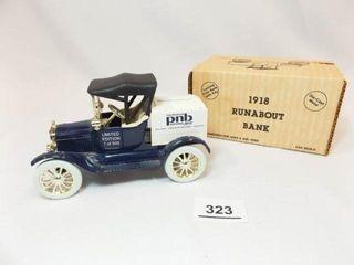 Ertl 1918 Model T Ford  PNB Bank