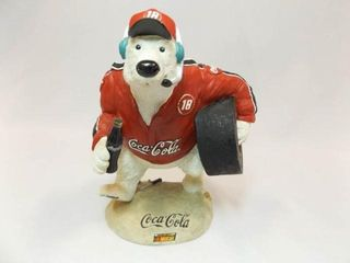 Tim Wolfe Slick  Coca Cola Bear   1 of 374