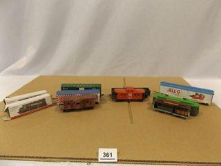 Train Cars  10    Variety