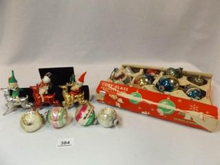 Christmas Ornaments  Vintage  20
