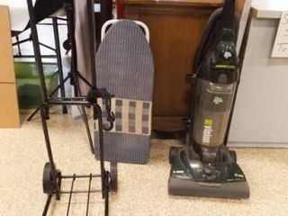 Dirt Devil Vacuum  Ironing Board  Handcart