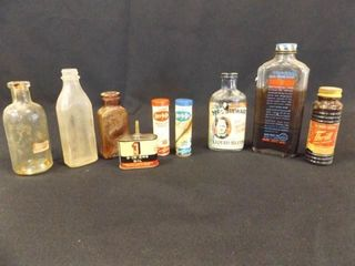 Vintage Bottles  Containers  9