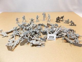 Toy Soldiers   gray  50
