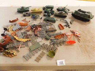 Toy Military Vehicles  Accessories  40