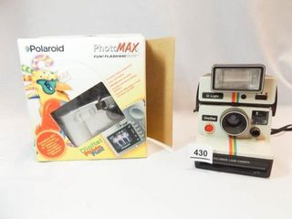 Polaroid Digital  Polaroid land Cameras