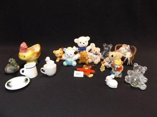 Figurines  Plush Pieces  15