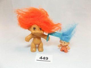 Troll Dolls  2    Russ