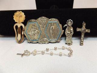 Religious Pendants  Pins  5