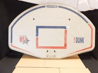 lifetime Basketball Backboard