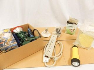Variety Box   Electrical Type Items