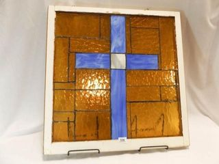 Stained Glass  Window Frame  27