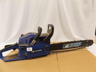 Blue Max Chain Saw