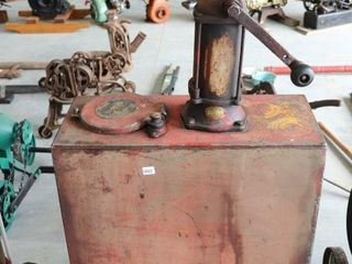 SERVICE STATION EQUIPMENT lUBSTER W HAND