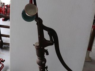 ONTARIO PUMP TORONTO CAST WATER PUMP 66