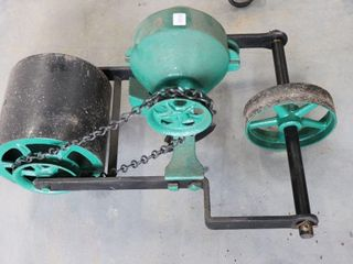 CAST IRON SEEDER