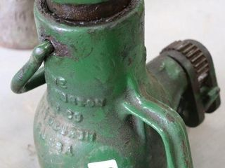 25 TON HEAVY DUTY HYDRAlIC BOTTlE JACK