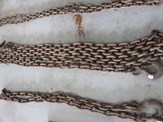 HEAVY 16FT CHAIN