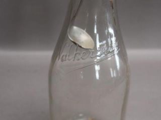 SIlVERWOODS MIlK BOTTlE