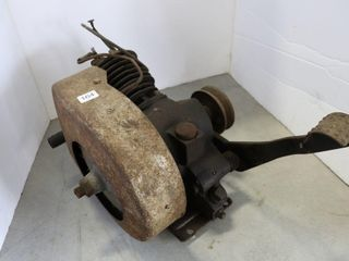 OlD GAS ENGINE