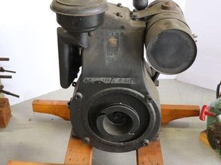 MODEl ZZ S1 GAS ENGINE