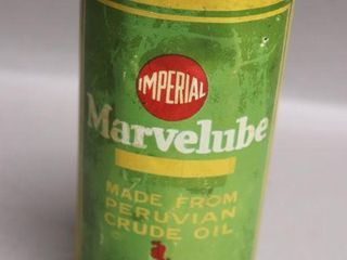 IMP MARVAlUBE 1 QUART OIl CAN