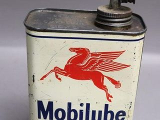 MOBIlUBE FOR GEARS OIl CAN WITH SPOUT