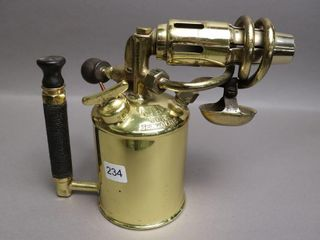 BRASS BlOW TORCH