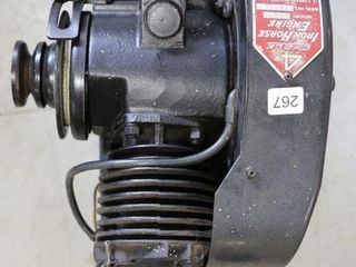 IRON HORSE MODEl AR478 ENGINE