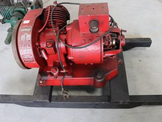 RED TOP GAS O ElECTRIC PlANT TYPE IH6 300 WATT