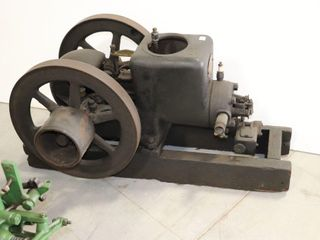 FAIRBANKS MORSE  Z  1 1 2 H P 800 RPM ENGINE