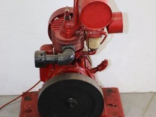 MODEl IDEAl UPRIGHT ENGINE