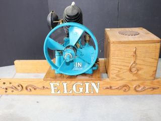 ElGIN GASOlINE ENGINE