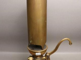 BRASS STEAM WHISTlE   24