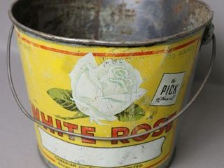 WHITE ROSE 10lB PAIl