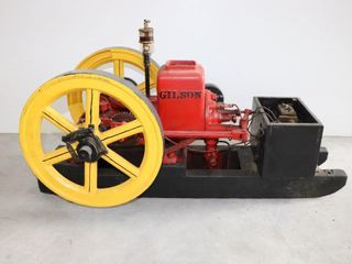 GIBSON STATIONARY ENGINE