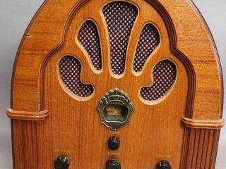WElCO COllECTOR EDITION REPRODUCTION RADIO