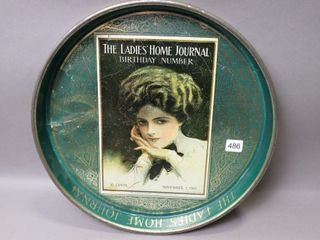 lADIES HOME JOURNAl SERVING TRAY   14