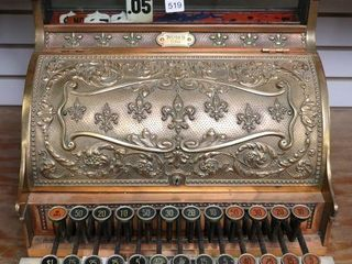 NATIONAl CASH REGISTER 780689 236 17 X16 X21