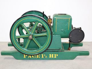 PAGE 1 2HP ENGINE NO7100
