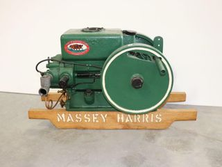 MASSEY HARRIS 2HP ENGINE MODEl R14