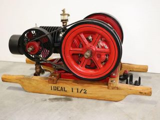 IDEAl 1 1 2 HP ENGINE