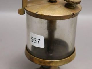MICHIGAN lUBRICATOR CO BRASS OIlER 8 T