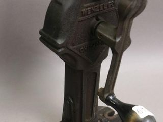 WENZEl ANTIQUE MOVIE FIlM HAND CRANK 11