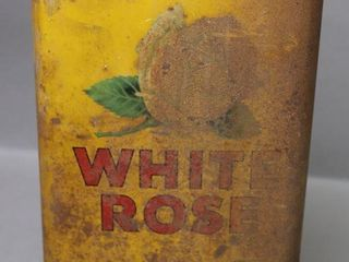 WHITE ROSE 1 IMP GAl OIl CAN