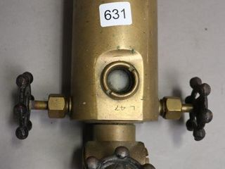 DETROIT lUBRICATOR CO BRASS OIlER 11