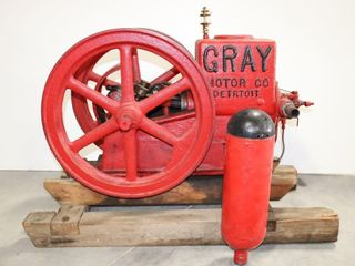GREY MOTOR COMPANY STATIONARY ENGINE