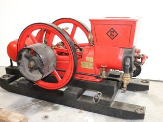 T  EATON 2 HP STATIONARY ENGINE